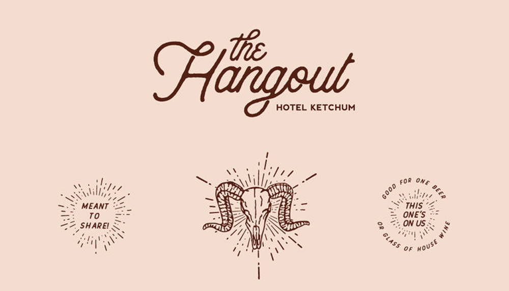 the hangout logos and sayings